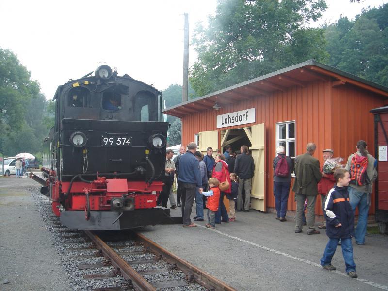 Schwarzbachtalbahn (Bahnerlebnistage)