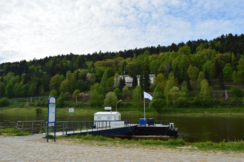 Anleger Bad Schandau