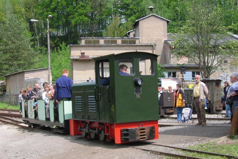 Feldbahn (c) Historische Feldbahn Dresden e. V.