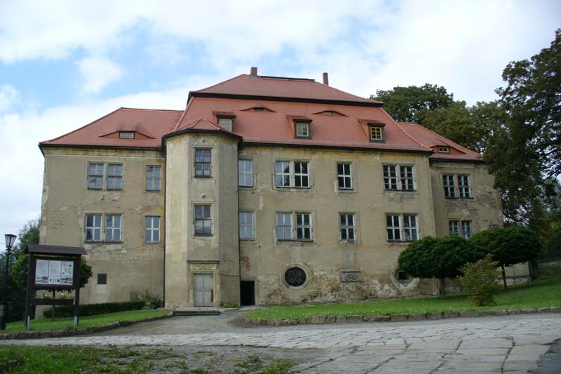 Außenansicht Schloss Struppen (c)Schlossverein Struppen e.V.