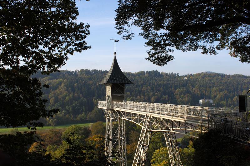 Historischer Personenaufzug (c) Bad Schandauer Kur- und Tourismus GmbH