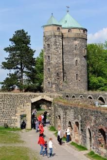 Burg Stolpen, Foto Klaus Schieckel
