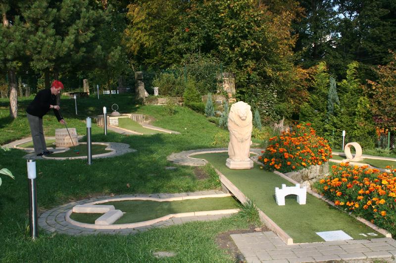 (c) Minigolf am Königstein Herr Enrico Fritsch