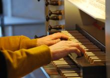 Konzert auf der Jehmlich-Orgel, © Festung Königstein / Festung Königstein gGmbH