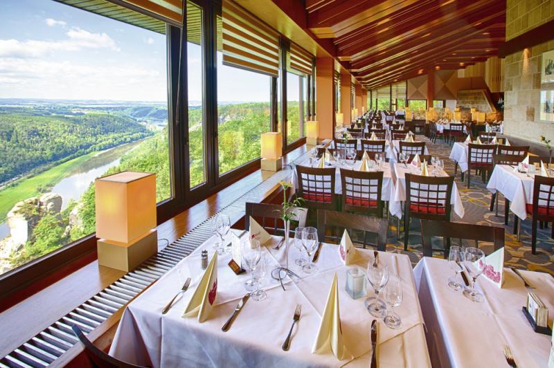 Panoramarestaurant Bastei