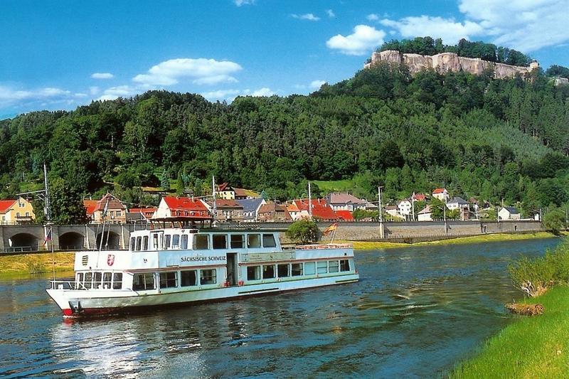 (c) Personenschifffahrt Oberelbe