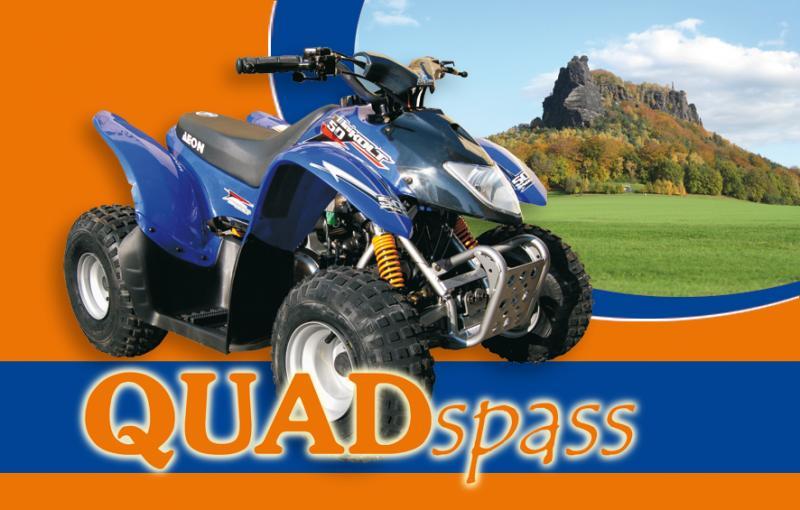Logo QuadSpass Ritter