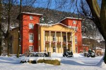 Villa Sendig des Parkhotels Bad Schandau